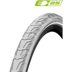 "Continental Ride City Clincher Tyre 28x1 3/8x1 5/8"" E-25 Reflex, grey"